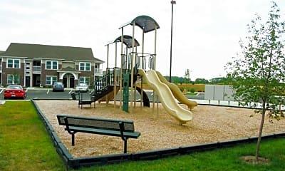 Playground, Pebble Ridge, 1