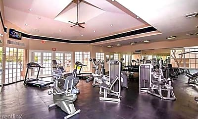 Fitness Weight Room, 2803 N Oakland Forest Dr, 2