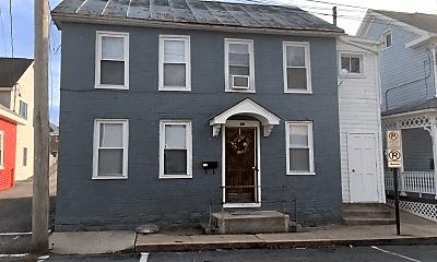 Building, 114 E Burd St, 0