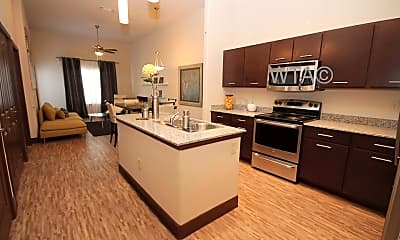 Kitchen, 3819 Harry Wurzbach, 1