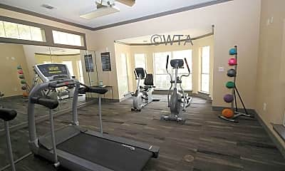 Fitness Weight Room, 1801 Palm Valley Blvd, 1