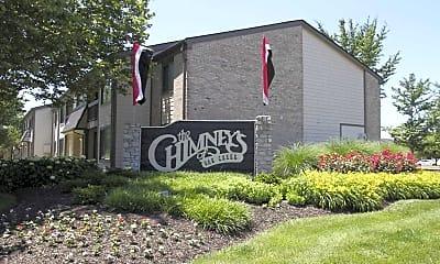 Community Signage, Chimneys of Oak Creek, 0