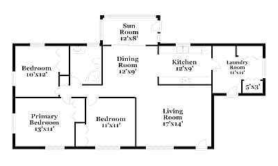 Building, 2251 Kent Rd, 1