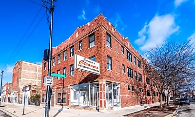 Building, 5100 W Madison, 1
