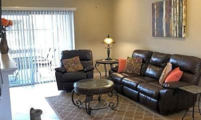 Living Room, 9450 E Becker Ln 1025, 1
