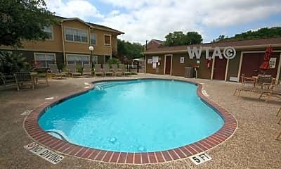 Pool, 11910 Orsinger Lane, 1