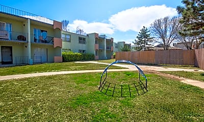 Building, Montego Bay Apartments, 1