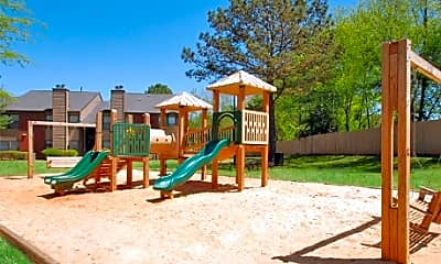 Playground, Dunfield Place, 2