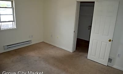 Bedroom, 224 S Center St, 1