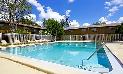 Pool, Oak Manor At Temple Terrace, 0