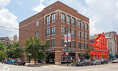 Building, 1031 W Belmont Ave, 2