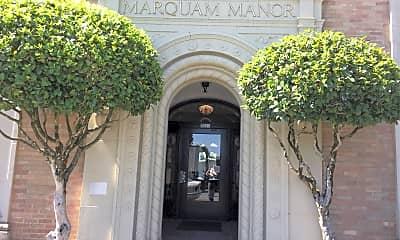 Marquam Manor, 1