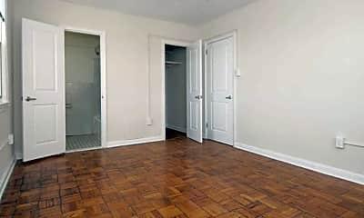 Bedroom, The Glenwood Apartments, 2