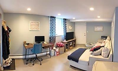 Living Room, 7 Graham Terrace, 1