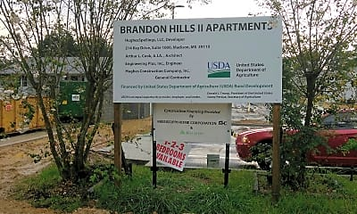 Brandon Hill Apartments, 1