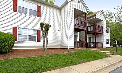 Building, Carolina Woods Apartments, 1