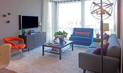 Living Room, The Pierce, 1