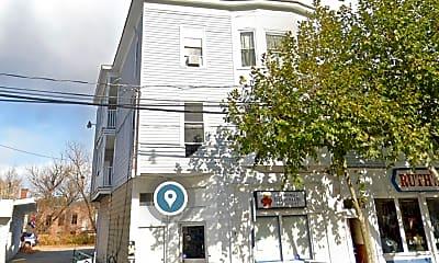 Building, 117 Lafayette Square, 1