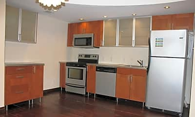 Kitchen, 810 E Ashby Pl 3, 1