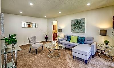 Living Room, Sandlewood, 1