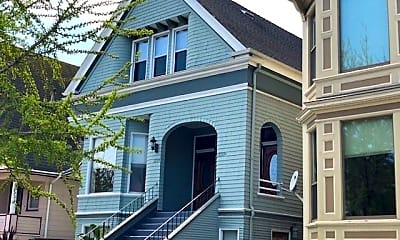 Building, 1031 Magnolia St, 1
