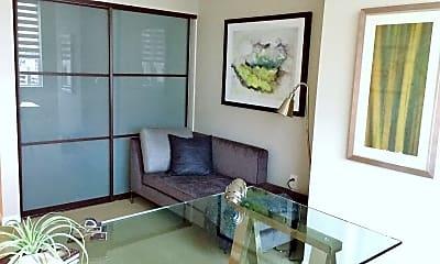 Living Room, 3785 Wilshire Blvd #1110, 1