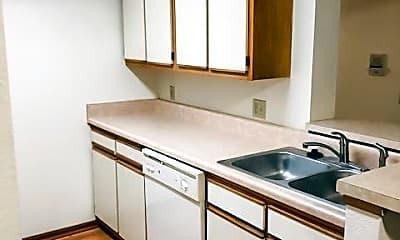 Kitchen, Huron River Toledo, 1