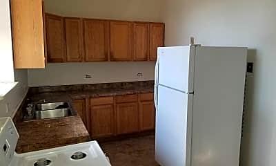 Kitchen, Rebecca Walker Complex, 2