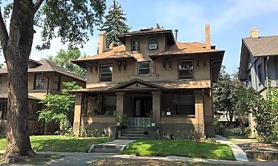 Building, 849 Humboldt St, 1
