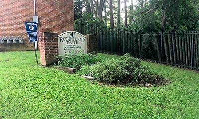 Robinhood Park Apartments, 1