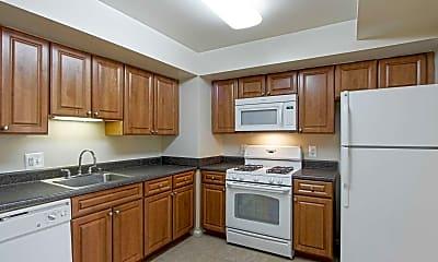 Kitchen, Villas at Rockville, 1
