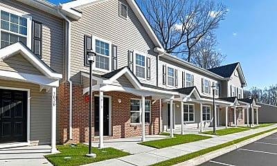 Building, West Creek Village Apartments, 1