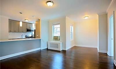 Living Room, 196 Martine Ave 5C, 1