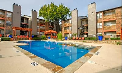 Pool, Brookside Apartments, 0