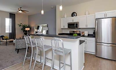 Kitchen, Cityville on 9th, 1