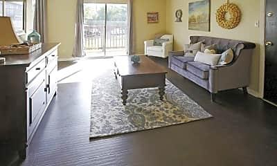 Living Room, Cross Roads Madison Park, 1