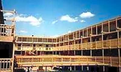Building, Shadeland Court, 1