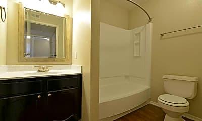 Bathroom, Oaks of League City, 2