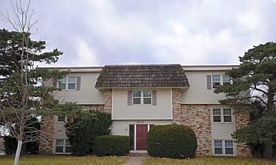 Building, 808 E 11th St, 2