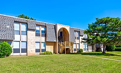 Building, Apts in the Park, 1