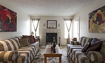 Living Room, Beverly Place, 1