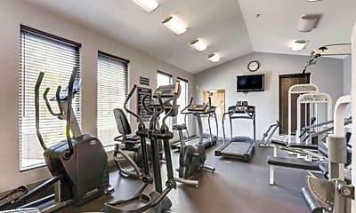 Fitness Weight Room, 9451 E Becker Ln 2015, 2