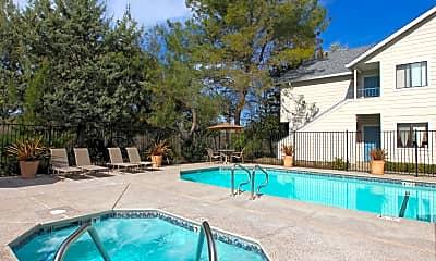 Pool, Aspen Village, 2