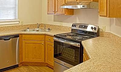 Kitchen, Fairmont Hills Apartments, 1