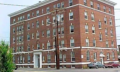 Building, 77 Elm St, 1