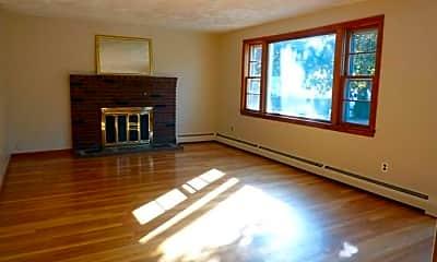 Living Room, 71 Trowbridge St, 1