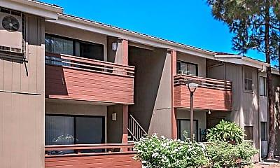 Building, Parcwood Apartment Homes, 1
