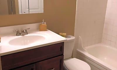 Bathroom, AZ Management- Rocky River, 2