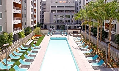Pool, Vivere Flats, 0