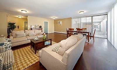 Living Room, ReNew Aurora, 1